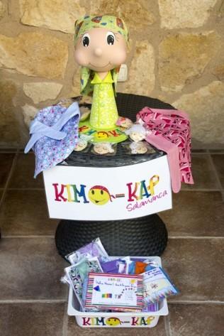 Kimp Kap, una iniciativa solidaria para los niños oncológicos