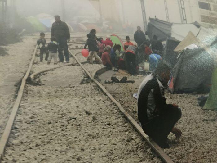 Idomeni: la vergüenza de Europa