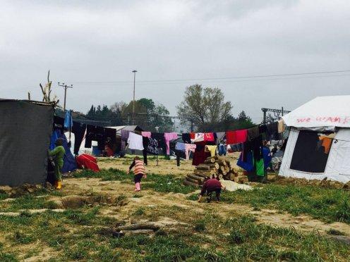 Idomeni:la verüenza de Europa