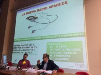 Josep M. Martí y Luis Miguel Pedrero