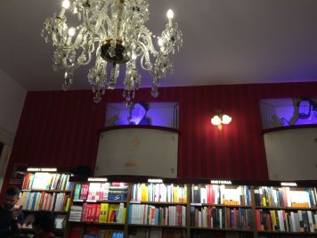 Detalle de la librería Santos Ochoa