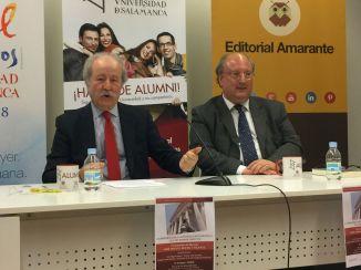 José Miguel Bueno y Enrique Cabero