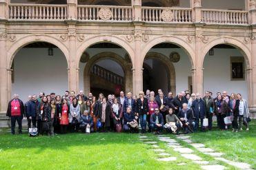 Asamblea FAPE en Salamanca